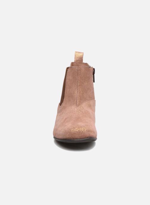 Stiefeletten & Boots PèPè Adriana beige schuhe getragen