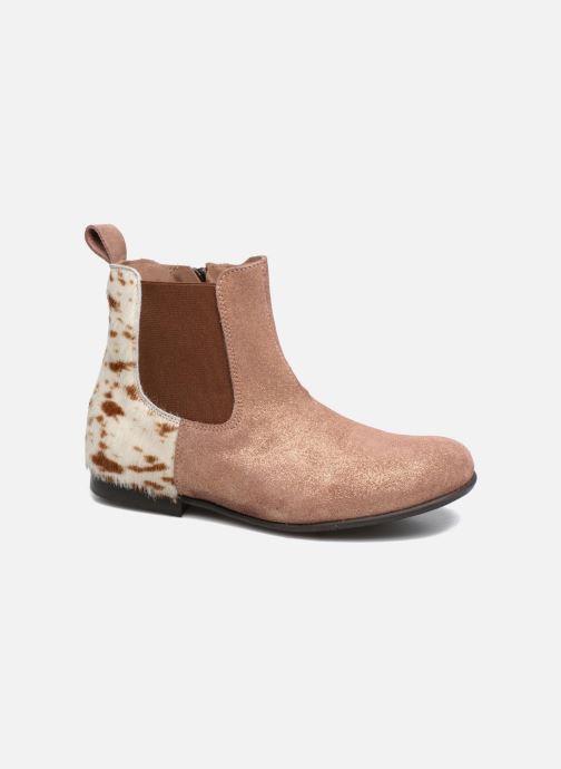 Stiefeletten & Boots PèPè Adriana beige detaillierte ansicht/modell