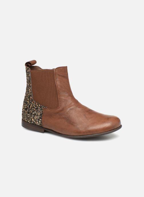 Boots en enkellaarsjes PèPè Adriana Bruin detail
