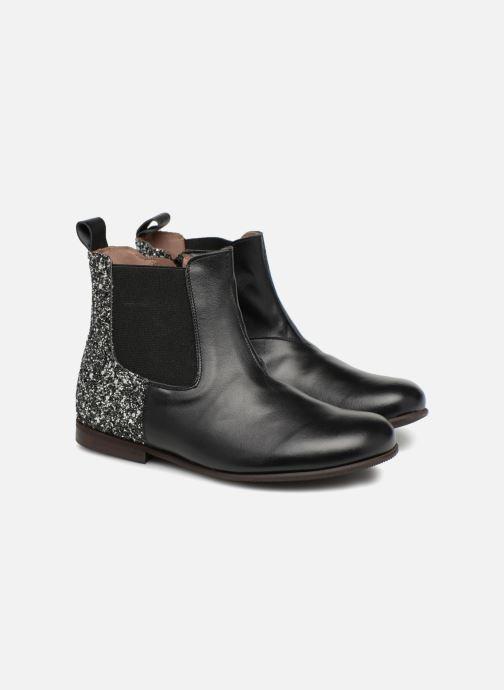 Bottines et boots PèPè Adriana Noir vue 3/4