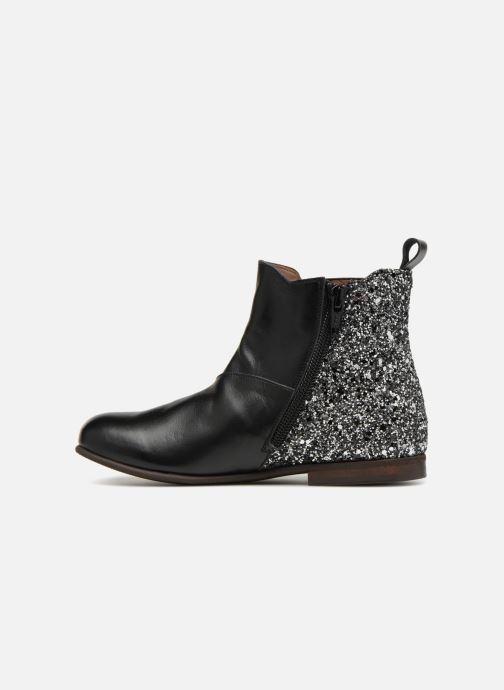 Bottines et boots PèPè Adriana Noir vue face