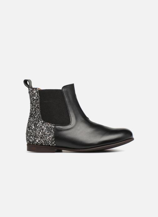 Boots en enkellaarsjes PèPè Adriana Zwart achterkant