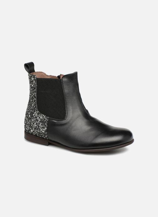 Boots en enkellaarsjes PèPè Adriana Zwart detail