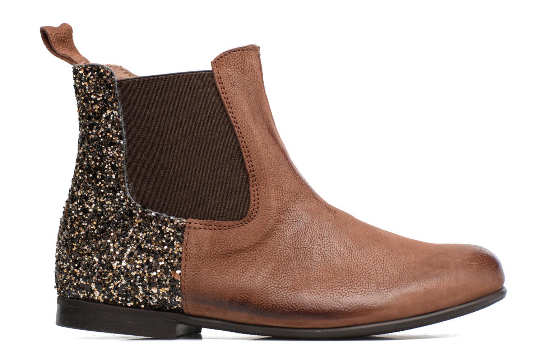 Bottines et boots PèPè Adriana Marron vue derrière