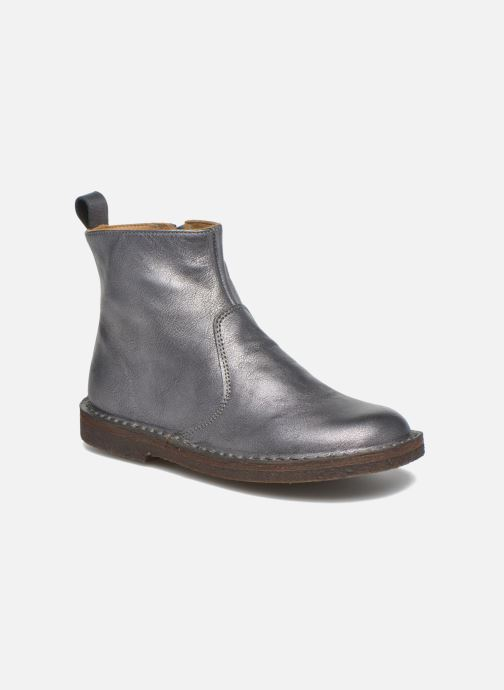 Bottines et boots PèPè Camelia Argent vue détail/paire