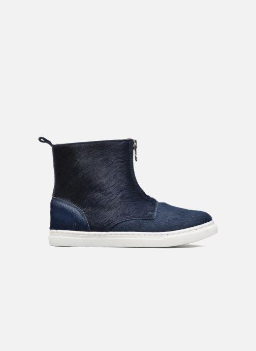 Bottines et boots PèPè Francesca Bleu vue derrière
