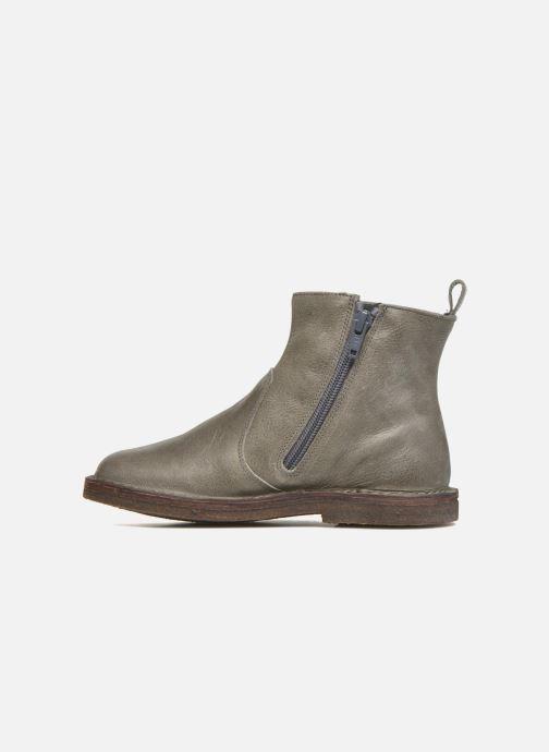Stiefeletten & Boots PèPè Alessio grau ansicht von vorne