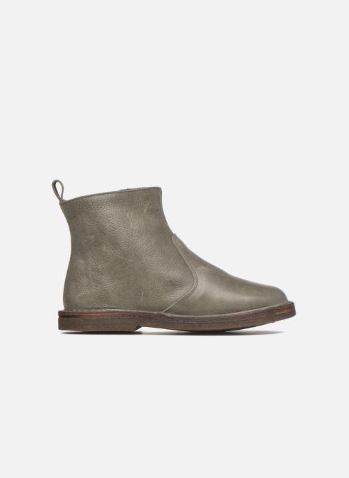 Stiefeletten & Boots PèPè Alessio grau ansicht von hinten