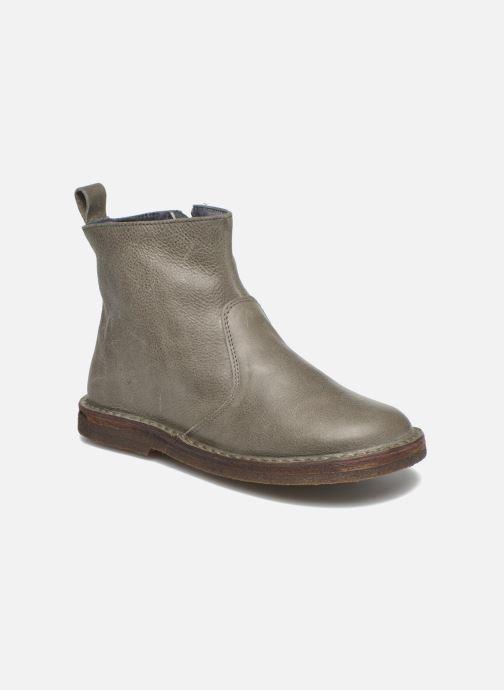 Bottines et boots PèPè Alessio Gris vue détail/paire
