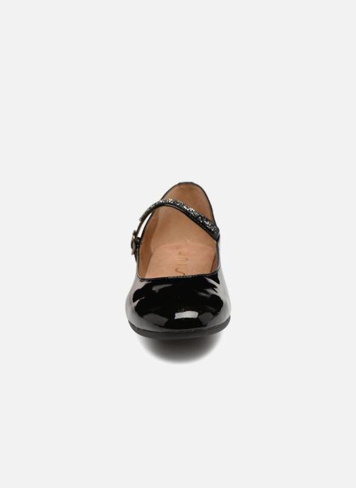 Ballerinas Unisa Clervy schwarz schuhe getragen
