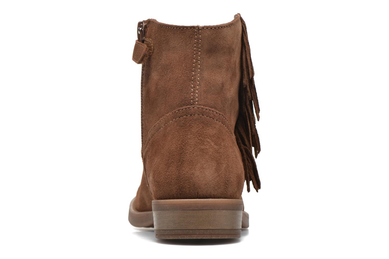 Bottines et boots Unisa Ghost Marron vue droite