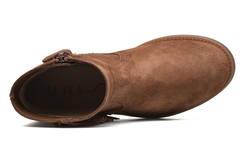 Bottines et boots Unisa Ghost Marron vue gauche