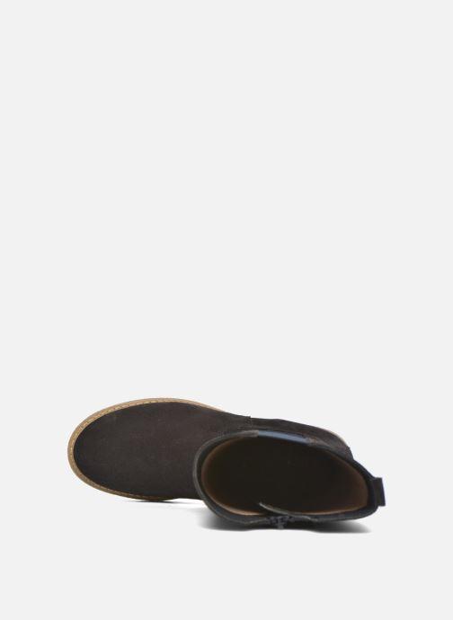 Støvler & gummistøvler Unisa Nelly Blå se fra venstre