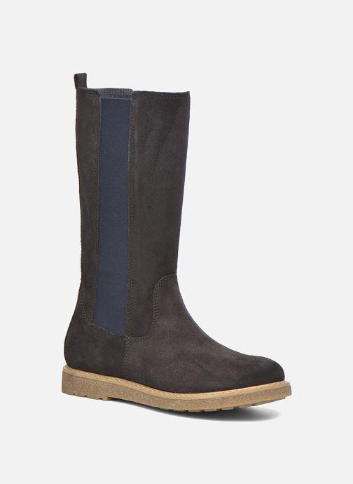 Støvler & gummistøvler Unisa Nelly Blå detaljeret billede af skoene