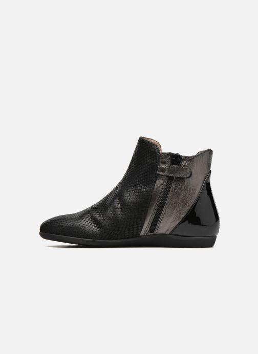 Ankle boots Unisa Arroco Black front view