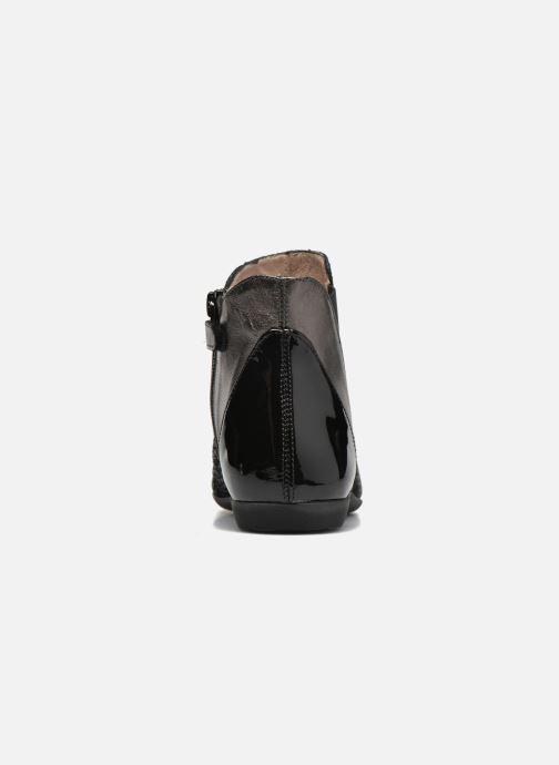 Bottines et boots Unisa Arroco Noir vue droite