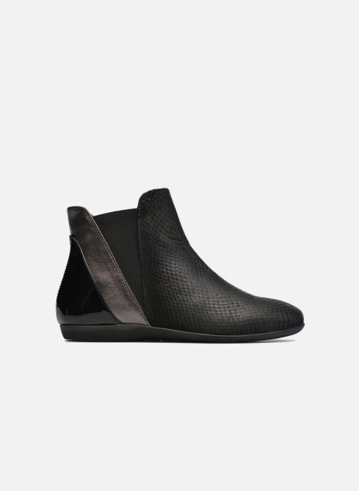 Ankle boots Unisa Arroco Black back view