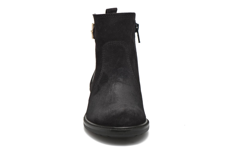Bottines et boots Unisa Alcon Bleu vue portées chaussures