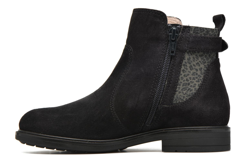 Bottines et boots Unisa Alcon Bleu vue face
