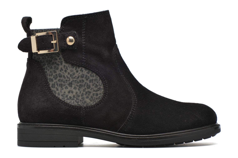 Bottines et boots Unisa Alcon Bleu vue derrière