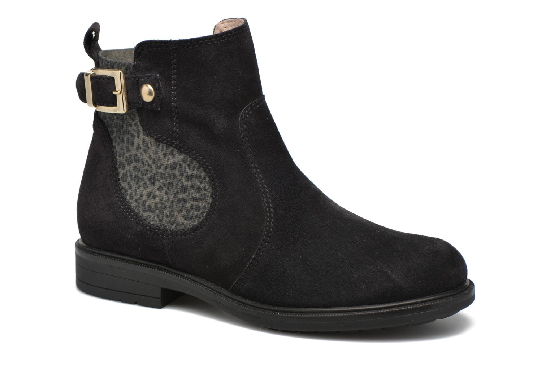 Bottines et boots Unisa Alcon Bleu vue détail/paire
