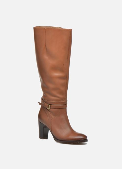 Boots & wellies Jilsen Denise - 48 Brown detailed view/ Pair view
