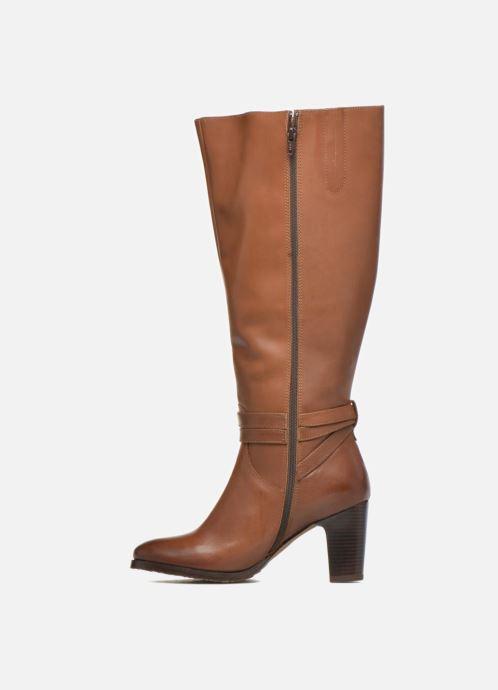 Boots & wellies Jilsen Denise - 52 Brown front view