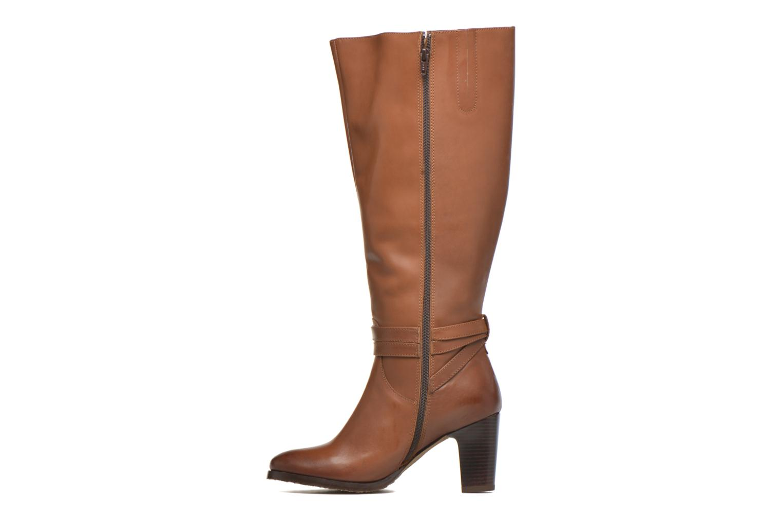 Boots & wellies Jilsen Denise - 52 Brown front view