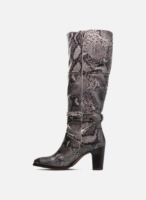 Boots & wellies Jilsen Denise snake - 48 Grey front view