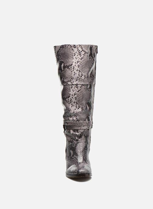 Boots & wellies Jilsen Denise snake - 52 Black model view