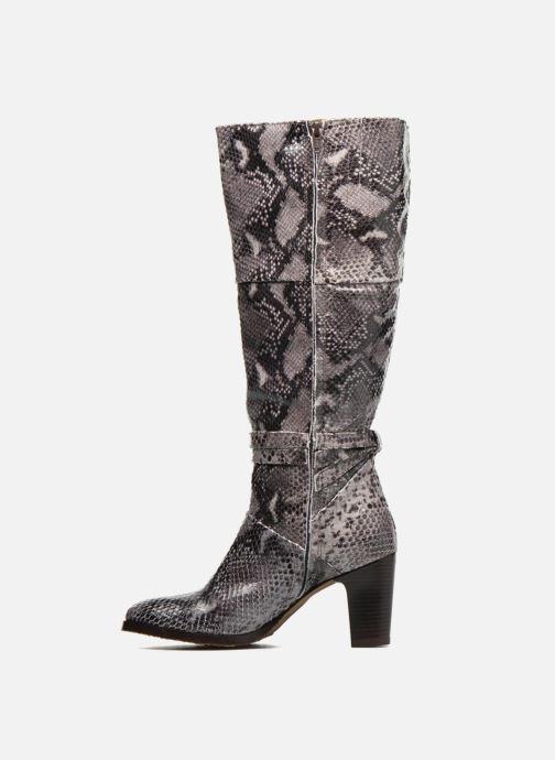 Boots & wellies Jilsen Denise snake - 52 Black front view