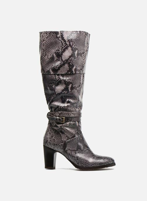 Boots & wellies Jilsen Denise snake - 52 Black back view