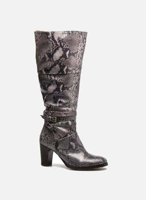 Boots & wellies Jilsen Denise snake - 52 Black detailed view/ Pair view