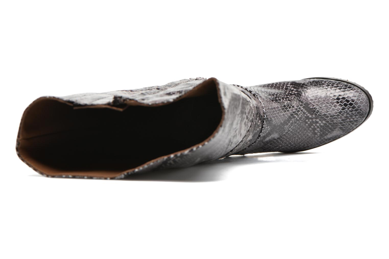Bottes Jilsen Denise snake - 52 Noir vue gauche