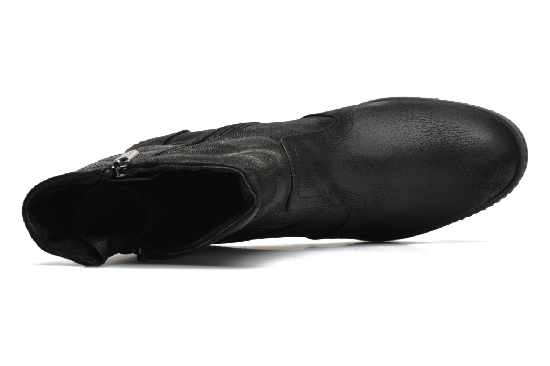 Bottines et boots Les P'tites Bombes Blandine Noir vue gauche