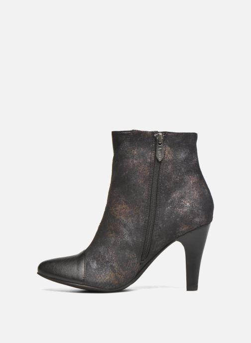 Bottines et boots Les P'tites Bombes Adele 2 Noir vue face