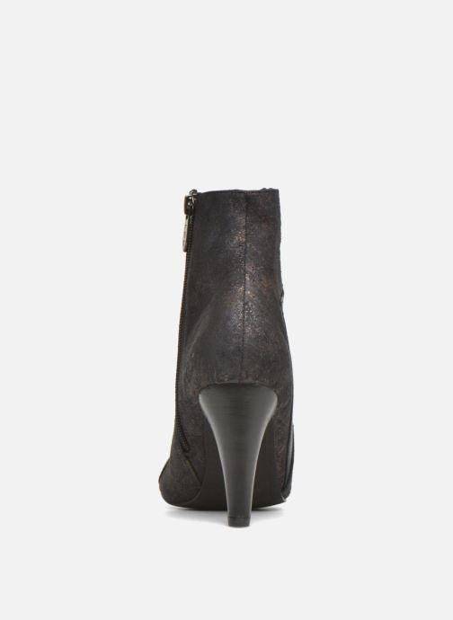 Bottines et boots Les P'tites Bombes Adele 2 Noir vue droite