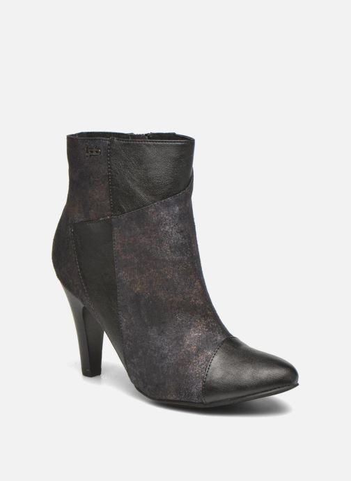 Bottines et boots Les P'tites Bombes Adele 2 Noir vue détail/paire