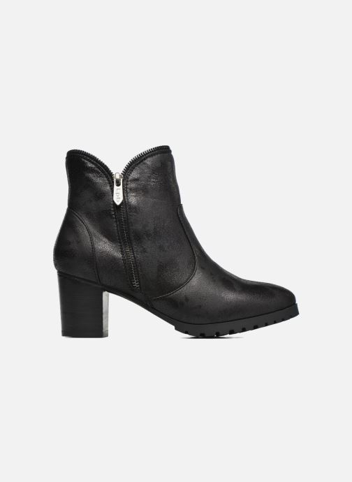Ankle boots Les P'tites Bombes Charline Black back view