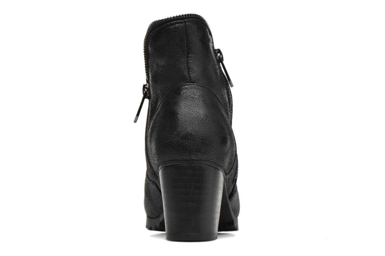 Bottines et boots Les P'tites Bombes Charline Noir vue droite