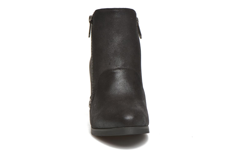 Bottines et boots Les P'tites Bombes Baltimore Noir vue portées chaussures