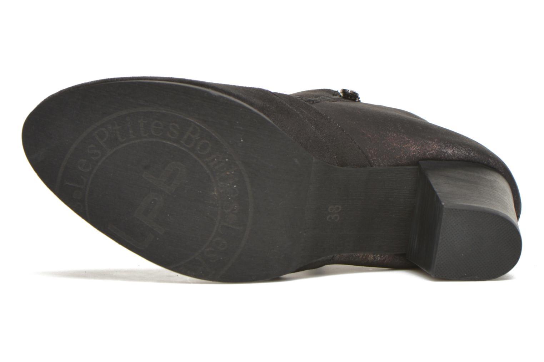 Bottines et boots Les P'tites Bombes Baltimore Noir vue haut
