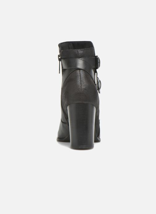 Ankle boots Les P'tites Bombes Idao Black view from the right