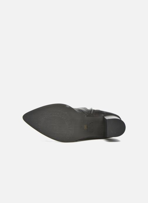 Ankle boots Les P'tites Bombes Idao Black view from above