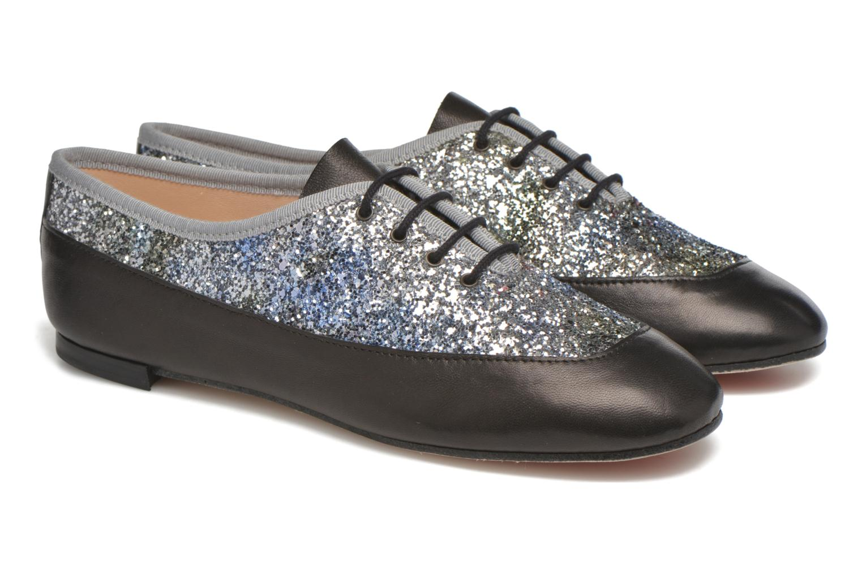 Chaussures à lacets Opéra national de Paris Odelie 2 Noir vue 3/4