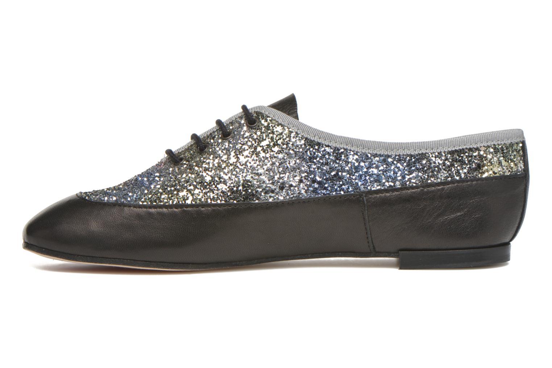Chaussures à lacets Opéra national de Paris Odelie 2 Noir vue face