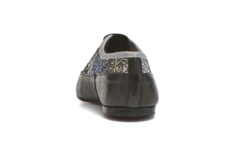 Chaussures à lacets Opéra national de Paris Odelie 2 Noir vue droite