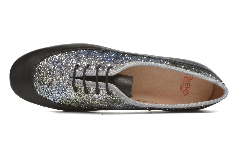 Chaussures à lacets Opéra national de Paris Odelie 2 Noir vue gauche