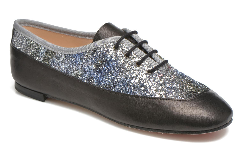 Chaussures à lacets Opéra national de Paris Odelie 2 Noir vue détail/paire