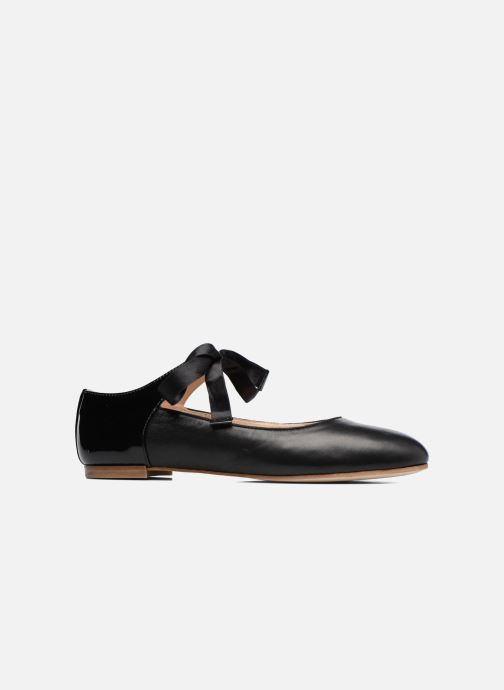 Ballet pumps Opéra national de Paris Eloge Black back view
